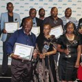 Business achievers take centre stage at awards ceremony
