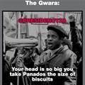 Gwara of a nation