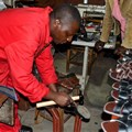 Micheal Habumugisha of Musanze in his workshop. Source: COMESA