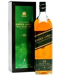 Johnnie Walker Green Label to return