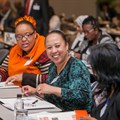 BD hosted a safety summit for nurses in August last year. © Mike Turner Photography