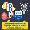 Celebration of language diversity in Africa at Wits Language School Africa Week