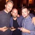 OpenCo's Rob Rutherford, Darren Borrino and Sheldon Stewart.