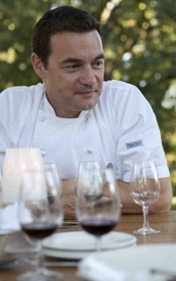 Terroir chef Michael Broughton.