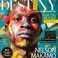 Destiny Man celebrates the colours of an African artist this #youthmonth