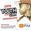 Turning the airwaves over to the youth on Youth Day