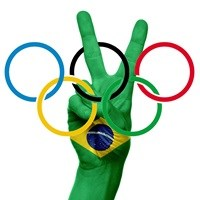 Using technology to stay connected for Olympics