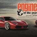 Ferrari wins International Engine of the Year award