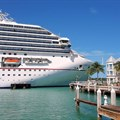 Reducing emissions, waste in the cruise line industry