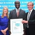Kenyan journalist wins at Sanlam Awards