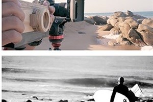 Like Giants - The Greener Surfer film