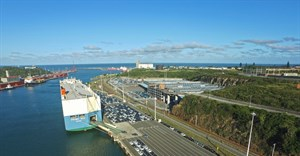 Record vehicle exports achieved at East London port
