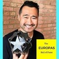 Jorn Lyseggen wins The Europa Hall of Fame Award honouring the best tech startups in Europe