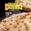Debonairs Pizza On the Double