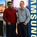 Dharmesh Nagar and Shaun Schwartz.