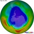 Signs of 'healing' ozone layer over Antarctic: study