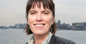 Bunny McDiarmid, executive director of Greenpeace International