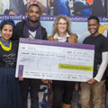 TFG employees raise R350,000 to help the homeless