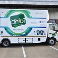 Prisons benefit from mobile TB testing
