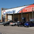 A Cashbuild outlet in Rustenburg, North West.
