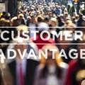 Goodbye to competitive advantage, say hello to customer advantage