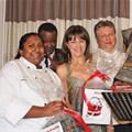 Cape Legends Inter Hotel Challenge winners