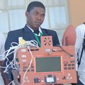 Namibian student's cellphone makes calls without airtime