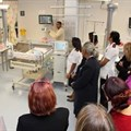 The Red Cross Children's Hospital unveiled phase one of its new intensive care unit last week.