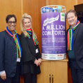 Indy campaign assists 36,000 schoolgirls