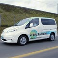 Nissan introduces world's first solid-oxide fuel cell vehicle