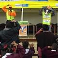 Imperial Road Safety, Safe Scholars, Cavalleria Primary School