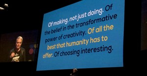 """#Loeries2016: """"Question bravely, answer boldly"""""""