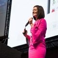 Sarah Personette, VP global business marketing, Facebook. Source: Gallo Images.