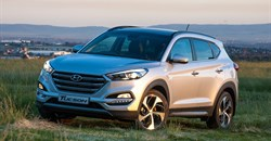 Hyundai Tucson, the WOW car of the year