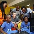 Mark Zuckerberg meets Nigerian digital entrepreneurs