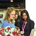 Wedding Expo visitors learn relationship tips from Bulletproof Marriage