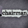 What power does a chairperson hold in a disciplinary appeal?
