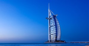 Burj al-Arab hotel. Image source: