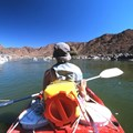 Green Kalahari canoeing