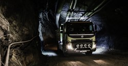 Volvo deploys self-driving truck in Swedish mine