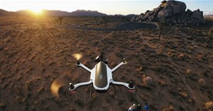 GoPro captures action from the sky with Karma drone