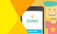 Byte Orbit's 'Squabbl' finalist in Best Mobile Gaming category of the MTN App Awards 2016