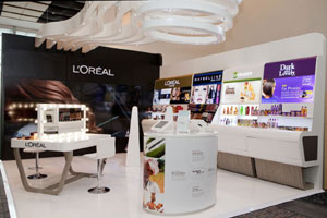 L'Oreal sharing beauty with all