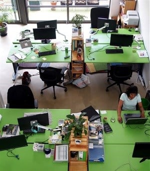 Solid Green offices awarded LEED certification