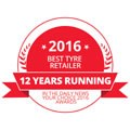 KZN votes Tiger Wheel & Tyre 'Best Tyre Shop' for 12th consecutive year