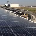 - The solar panels at George. Source: Facebook Yeni Safak.