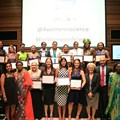 L'Oréal-UNESCO For Women in Science 2016 fellows with judges