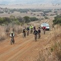 Cyclists tough it out to tackle the gruelling JBX MTB race, raise R20,000 for Ubuhle Christian School
