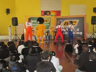 BIC educational roadshow continues with its 'legacy of learning'