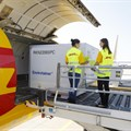 DHL discusses delivering healthcare to Africa
